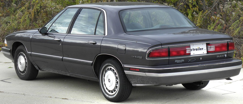 1998 Buick Lesabre Trailer Hitch Draw Tite