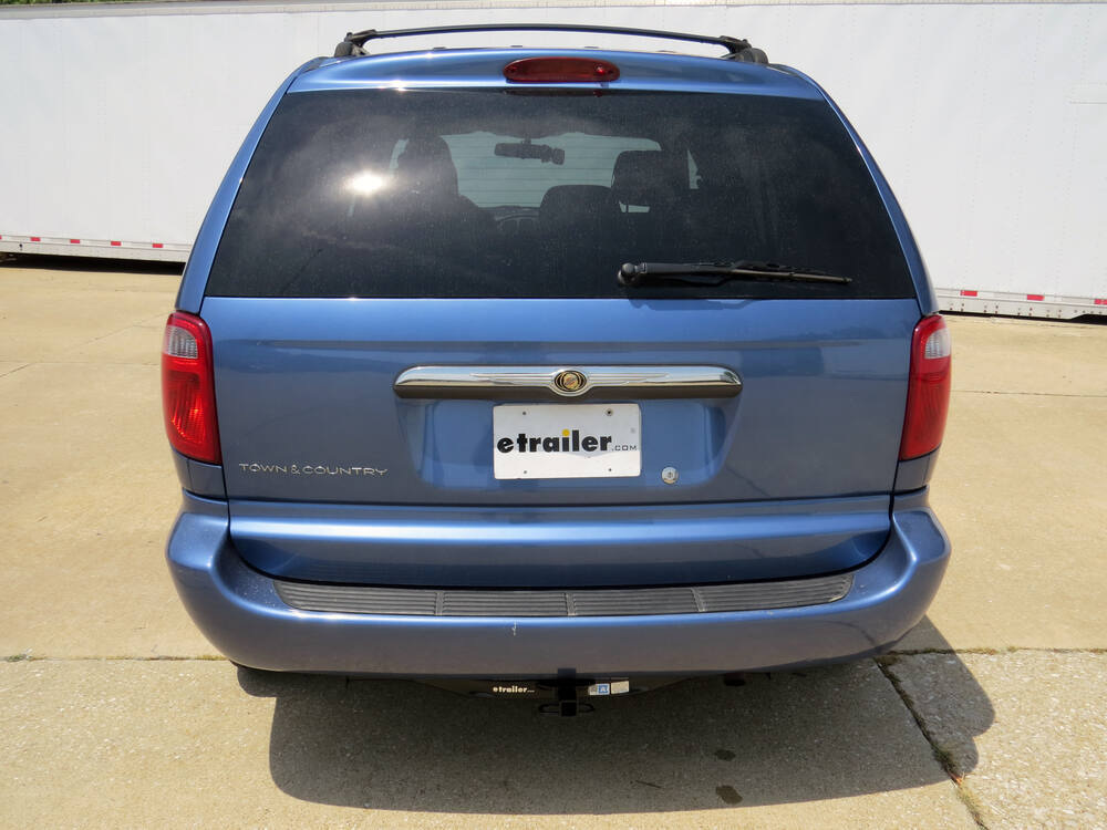 2005 Chrysler Town And Country Trailer Hitch