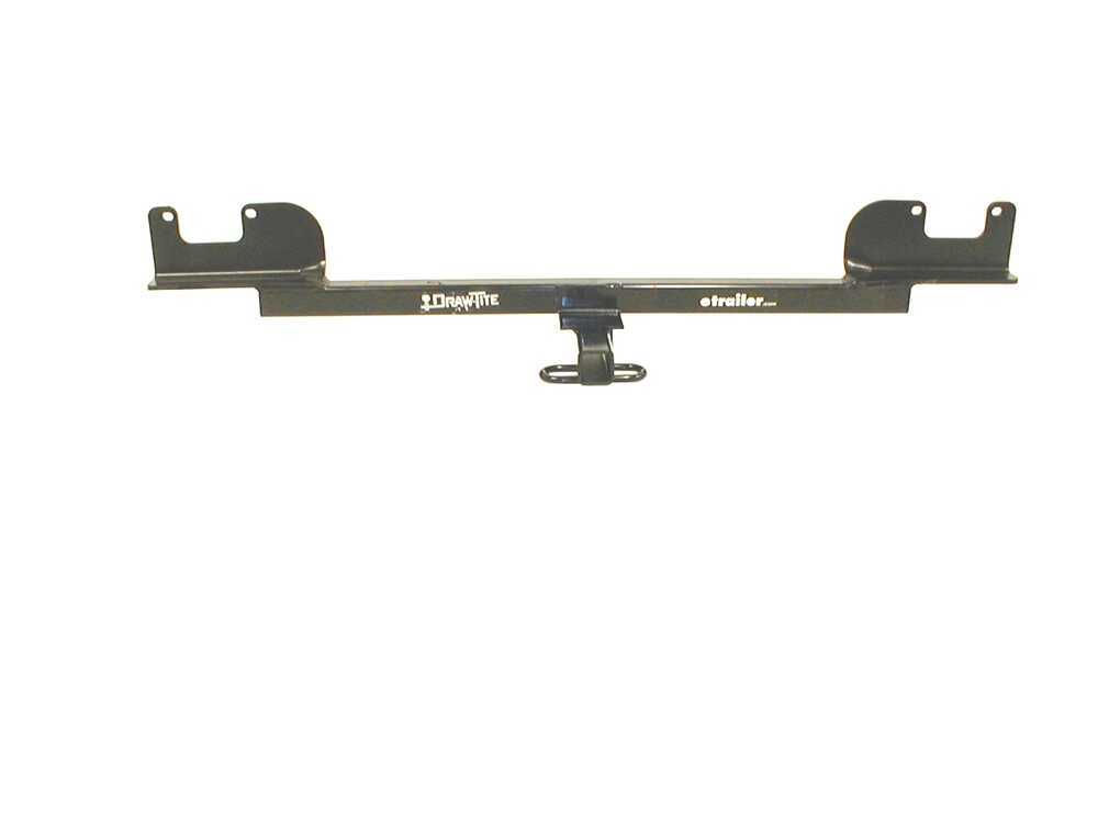 24736 - 200 lbs TW Draw-Tite Custom Fit Hitch