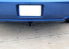 """Draw-Tite Sportframe Trailer Hitch Receiver - Custom Fit - Class I - 1-1/4"""" 2000 lbs GTW 24747 on 2006 Ford Mustang"""