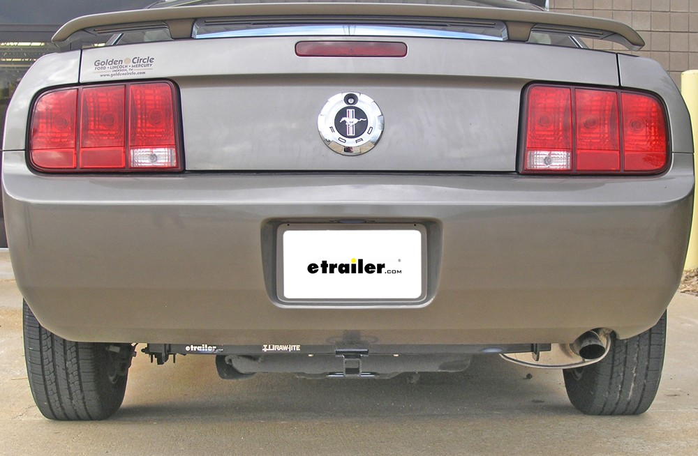 2007 Ford Mustang Draw Tite Sportframe Trailer Hitch Receiver
