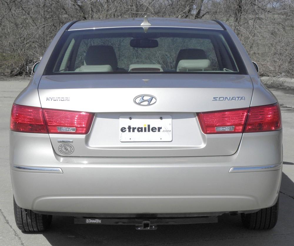 2008 Hyundai Sonata Trailer Hitch Draw Tite