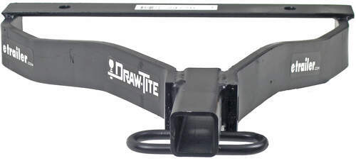 draw-tite trailer hitch  sportframe receiver - custom fit class i 1-1/4 inch