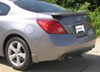 "Draw-Tite Sportframe Trailer Hitch Receiver - Custom Fit - Class I - 1-1/4"" 1-1/4 Inch Hitch 24801 on 2012 Nissan Altima"