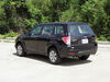 24807 - Visible Cross Tube Draw-Tite Custom Fit Hitch on 2010 Subaru Forester