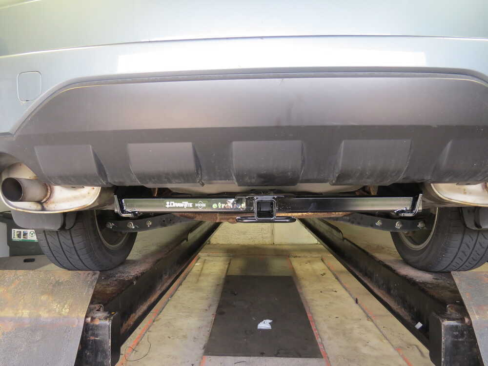 2011 Subaru Forester Draw-Tite Sportframe Trailer Hitch ...