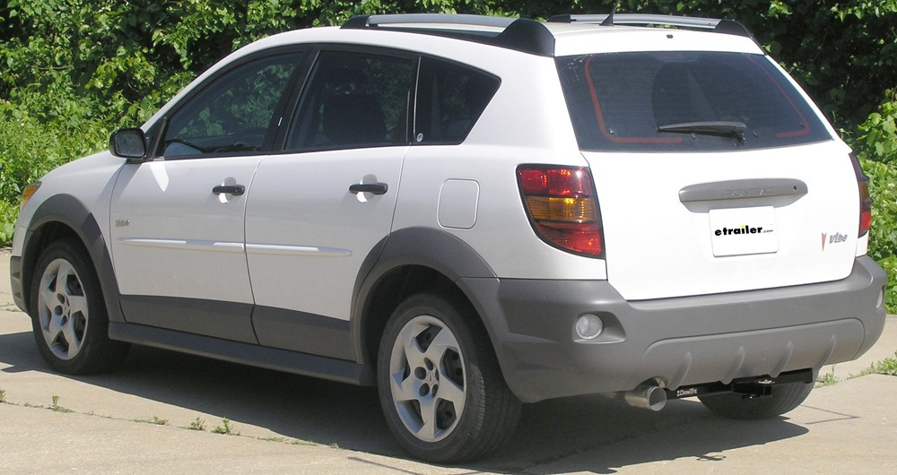 2006 pontiac vibe draw tite sportframe trailer hitch. Black Bedroom Furniture Sets. Home Design Ideas