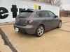 "Draw-Tite Sportframe Trailer Hitch Receiver - Custom Fit - Class I - 1-1/4"" Class I 24816 on 2008 Mazda 3"