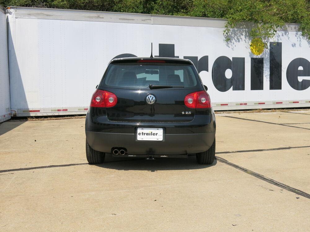 "2007 Volkswagen Rabbit Draw-Tite Sportframe Trailer Hitch Receiver - Custom Fit - Class I - 1-1/4"""