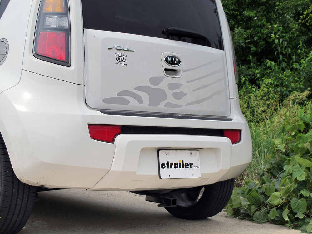 Trailer Hitch 24839 Concealed Cross Draw E On 2017 Kia Soul