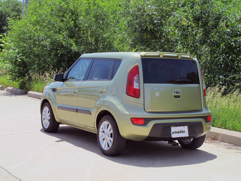 2012 Kia Soul Trailer Hitch Draw Tite