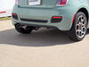 Draw-Tite Concealed Cross Tube Trailer Hitch - 24873 on 2012 Fiat 500