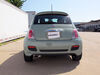 24873 - Concealed Cross Tube Draw-Tite Custom Fit Hitch on 2012 Fiat 500