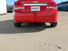 "Draw-Tite Sportframe Trailer Hitch Receiver - Custom Fit - Class I - 1-1/4"" 1-1/4 Inch Hitch 24882 on 2014 Chevrolet Cruze"