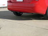 Trailer Hitch 24882 - Concealed Cross Tube - Draw-Tite on 2014 Chevrolet Cruze