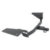 """Draw-Tite Sportframe Trailer Hitch Receiver - Custom Fit - Class I - 1-1/4"""" Concealed Cross Tube 24882"""