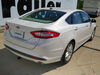 Draw-Tite Visible Cross Tube Trailer Hitch - 24897 on 2013 Ford Fusion