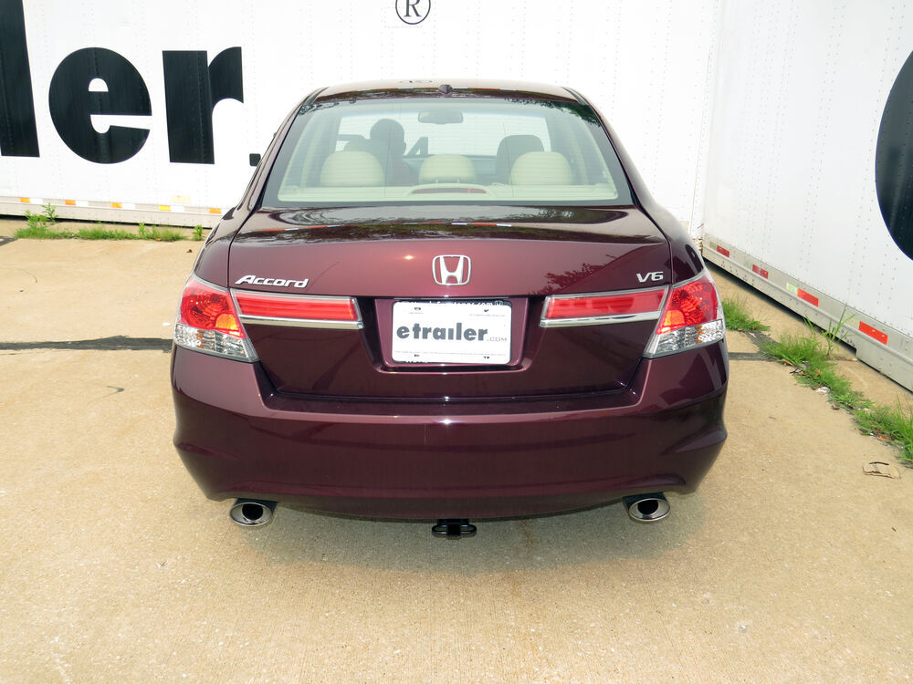 2011 Honda Accord Trailer Hitch Draw Tite