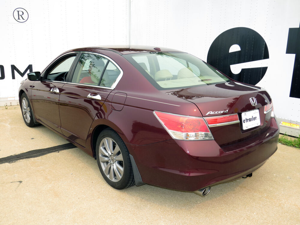 2011 Honda Accord Draw Tite Sportframe Trailer Hitch