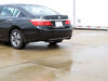 Draw-Tite Custom Fit Hitch - 24899 on 2013 Honda Accord