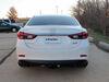 Draw-Tite 1-1/4 Inch Hitch Trailer Hitch - 24908 on 2014 Mazda 6