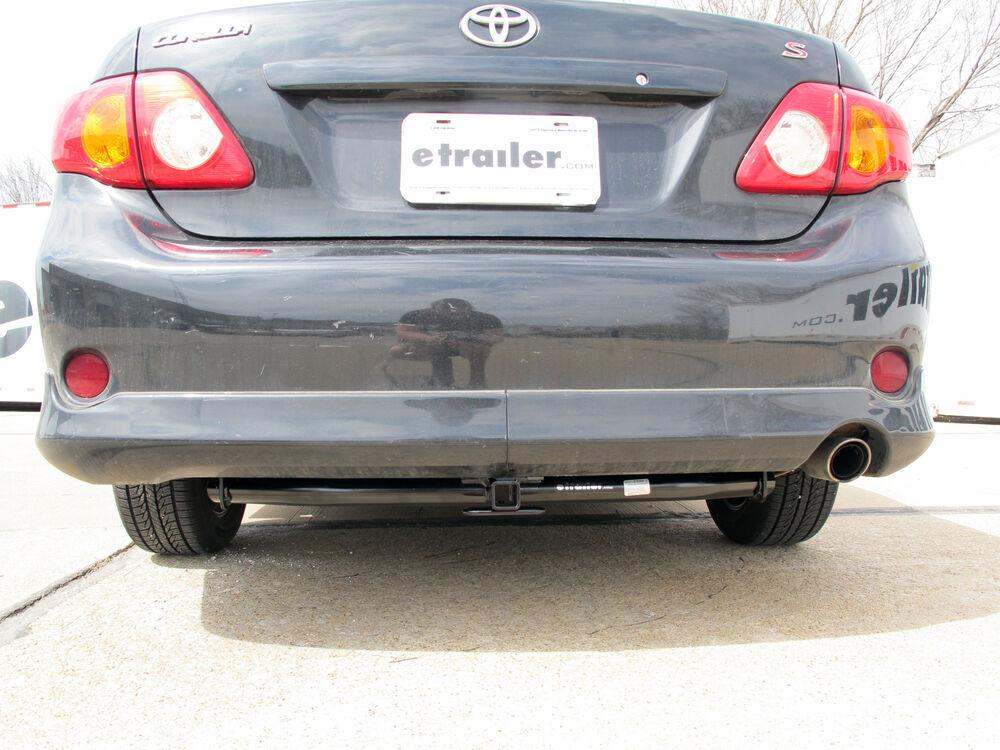 2009 Toyota Corolla Draw Tite Sportframe Trailer Hitch