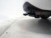 "Draw-Tite Sportframe Trailer Hitch Receiver - Custom Fit - Class I - 1-1/4"" Class I 24913 on 2014 Toyota Corolla"