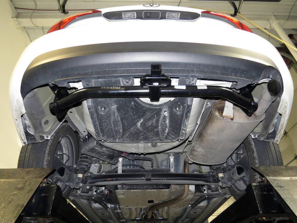Draw-tite Sportframe Trailer Hitch Receiver - Custom Fit - Class I  4 U0026quot  Draw