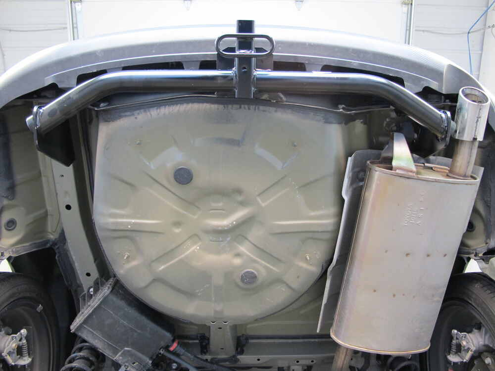 2016 Toyota Corolla Trailer Hitch
