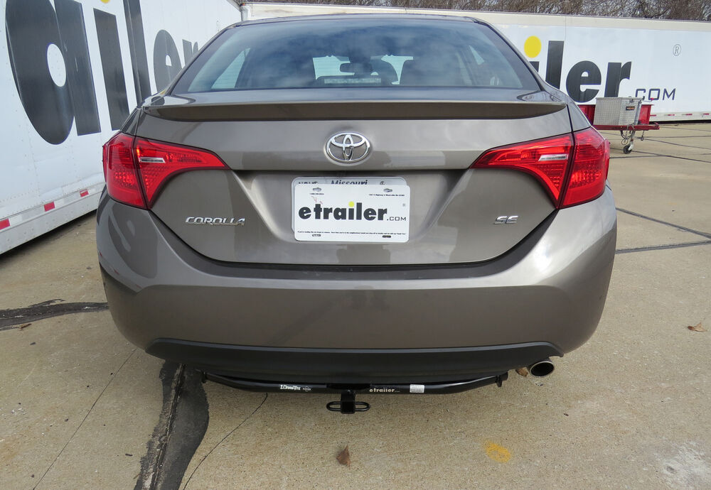 Toyota Highlander Towing Capacity >> 2016 Toyota Corolla Trailer Hitch - Draw-Tite
