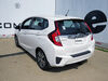 Draw-Tite Class I Trailer Hitch - 24920 on 2015 Honda Fit