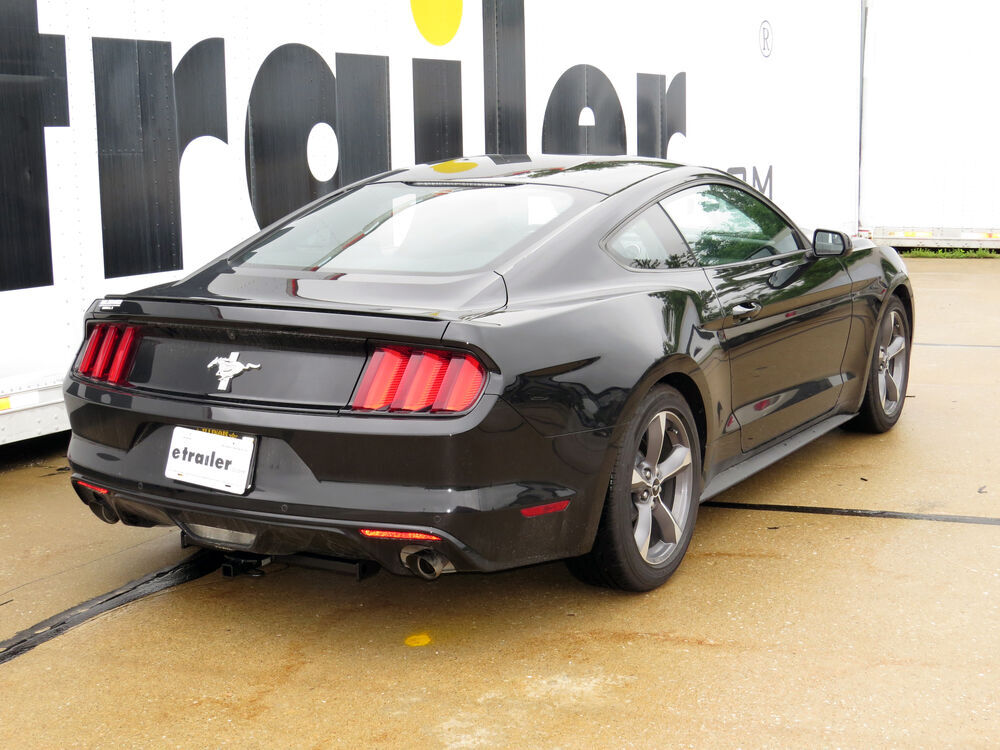 2015 ford mustang trailer hitch draw tite