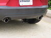 24933 - Concealed Cross Tube Draw-Tite Custom Fit Hitch on 2017 Mazda CX 3