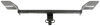 Trailer Hitch 24972 - Concealed Cross Tube - Draw-Tite