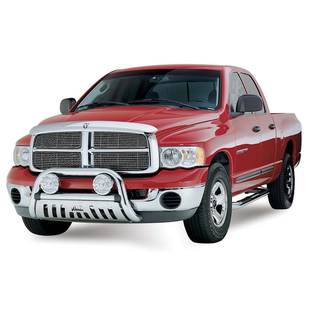 2008 Dodge Ram Pickup Nerf Bars