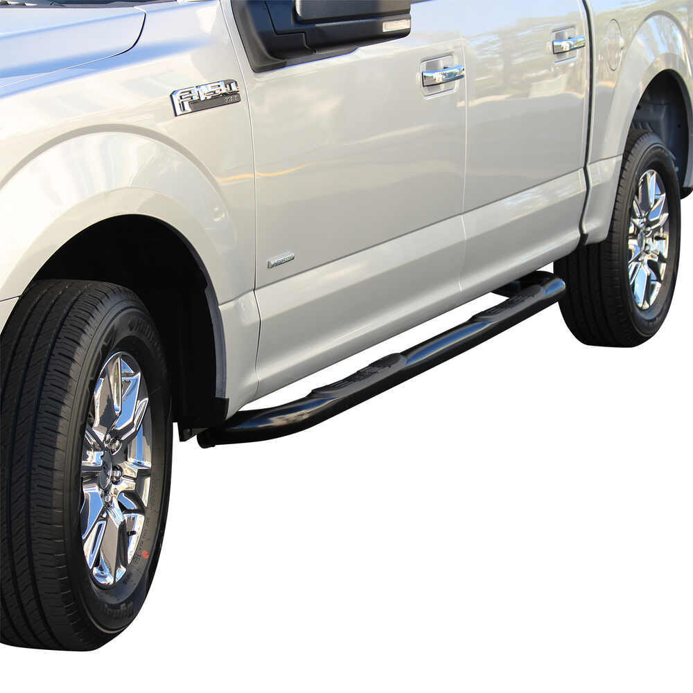 2015 ford f 150 westin signature series round nerf bars. Black Bedroom Furniture Sets. Home Design Ideas