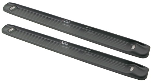 Westin molded lighted running boards 6 wide black westin nerf nerf bars running boards 27 0025 6 inch width westin aloadofball Images