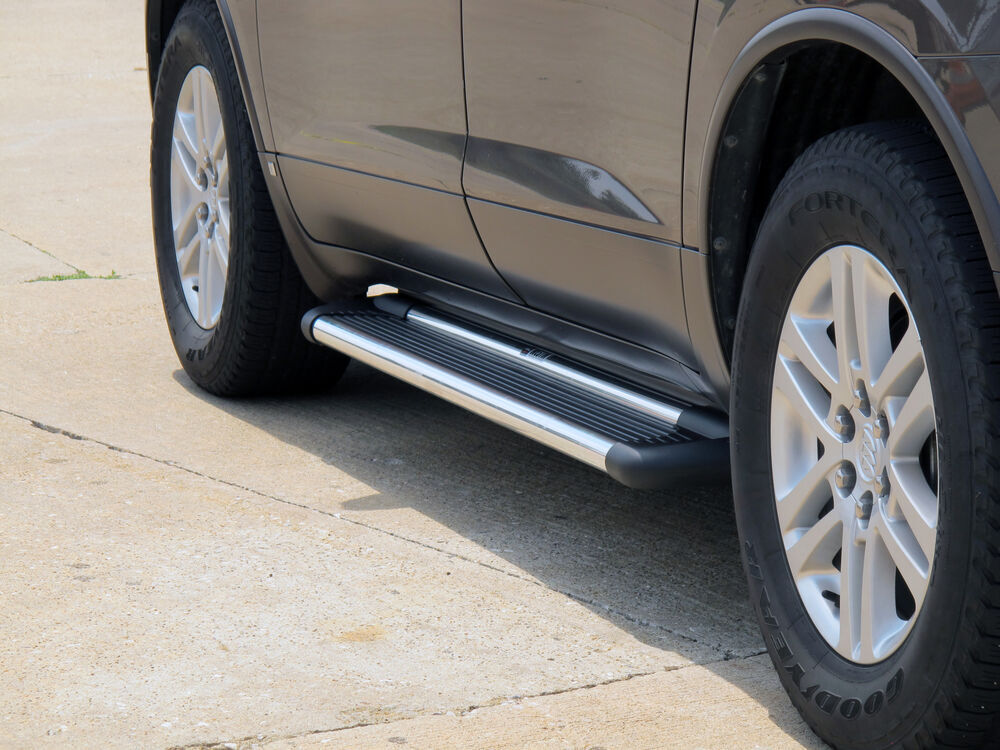 2009 Buick Enclave Westin Sure Grip Running Boards W