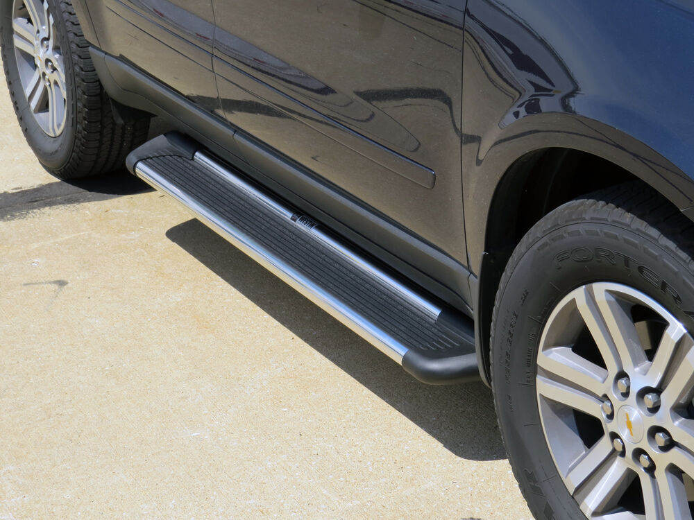 2012 Chevrolet Traverse Nerf Bars Running Boards Westin