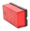 "LED Tail Light for Trailers Over 80"" Wide - 8 Function - Submersible - Red Lens - Driver"