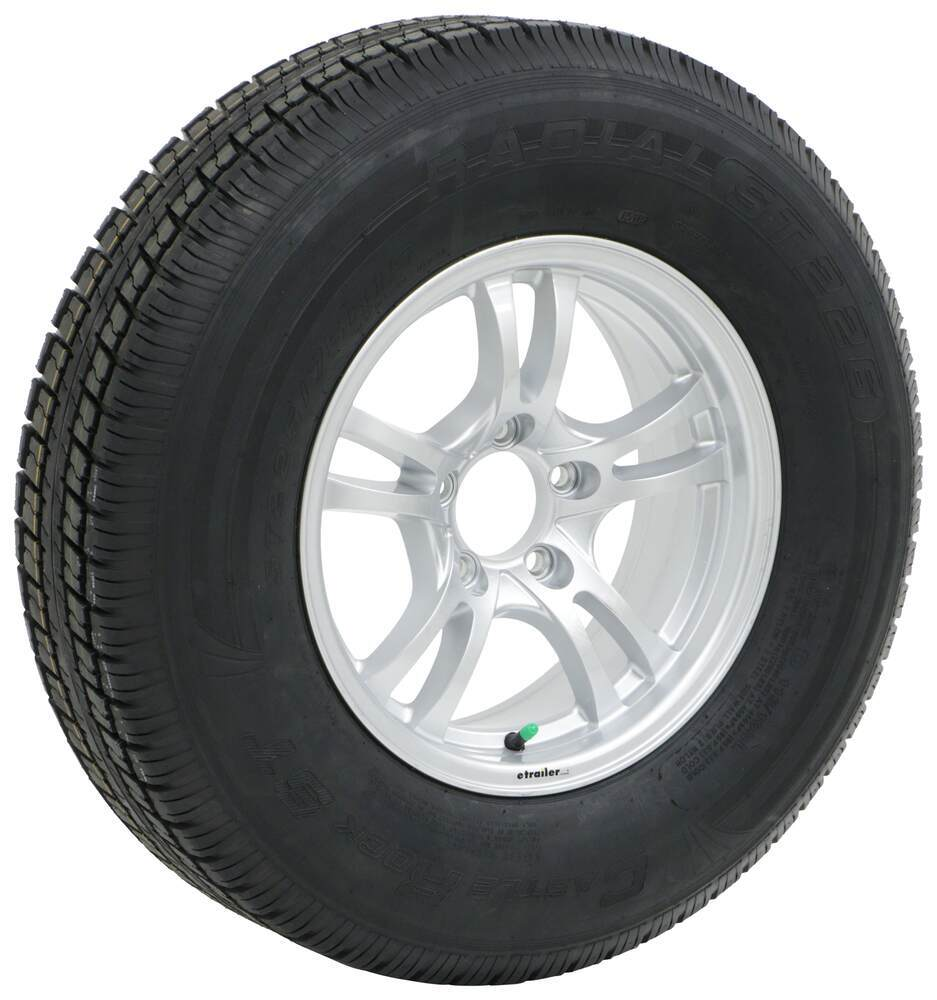 274-000010 - Radial Tire Lionshead Tire with Wheel