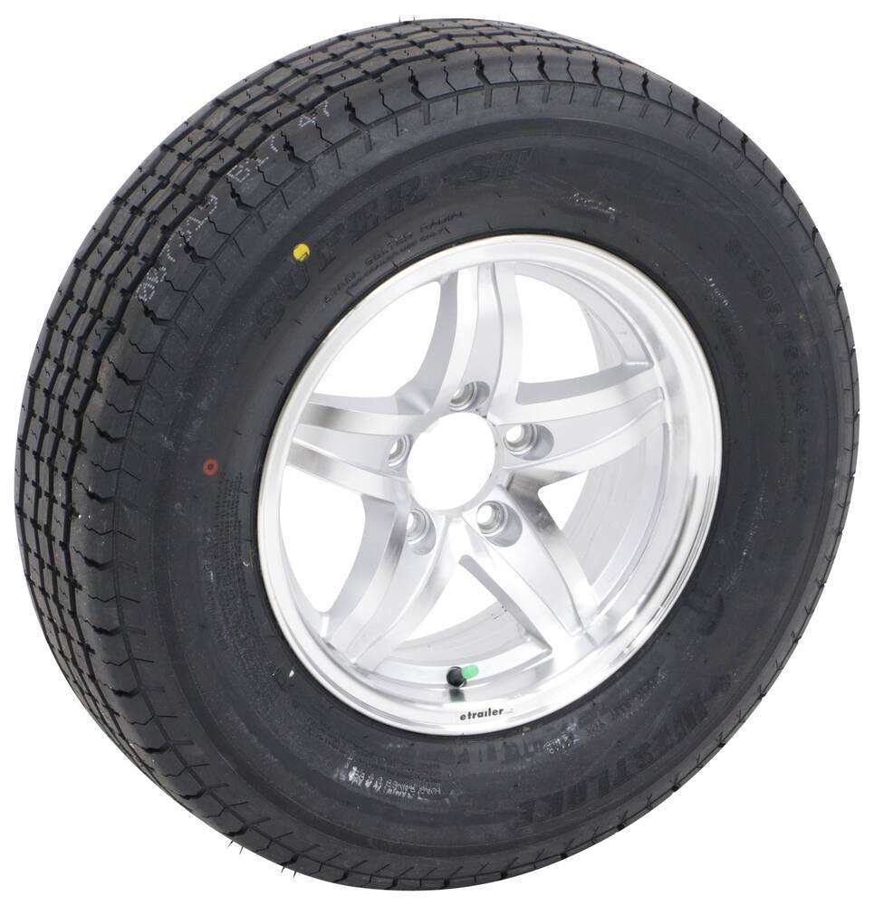 Tires and Wheels 274-000015 - Aluminum Wheels,Boat Trailer Wheels - Westlake
