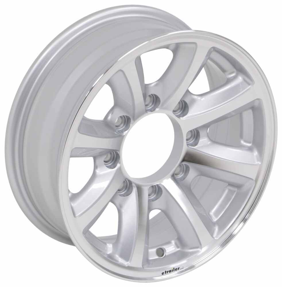274-000035 - Aluminum Wheels Lionshead Wheel Only