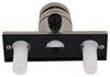Ultra Faucets RV Shower Valve w/ Vacuum Breaker - Single Lever Handle - Brushed Nickel Brushed Nickel 277-000024
