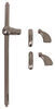 RV Showers and Tubs 277-000034 - Shower Slide Bars - Patrick Distribution
