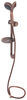 Ultra Faucets Hand Held Shower Set with Slide Bar - Oil Rubbed Bronze