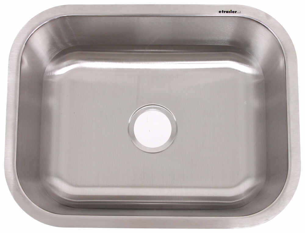 ... Steel RV Kitchen Sink Patrick Distribution RV Sinks 277-000075