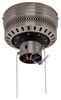 277-000083 - Black/Villa Wood Blades AirrForce RV Ceiling Fans