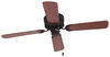 RV Ceiling Fans 277-000086 - No Wall Switch - AirrForce