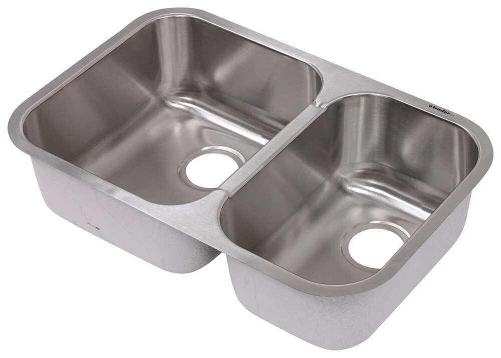 277-000090 - 27-1/2 x 18 Inch Patrick Distribution Kitchen Sink